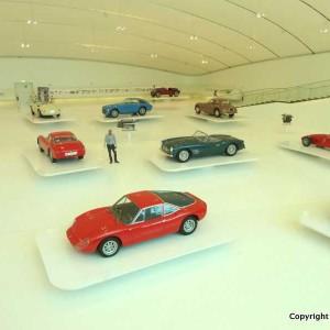 Ferrari Museum, Modena