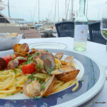 Spaghetti alle vongole, Naples