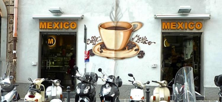 Mexico cafe, Naples