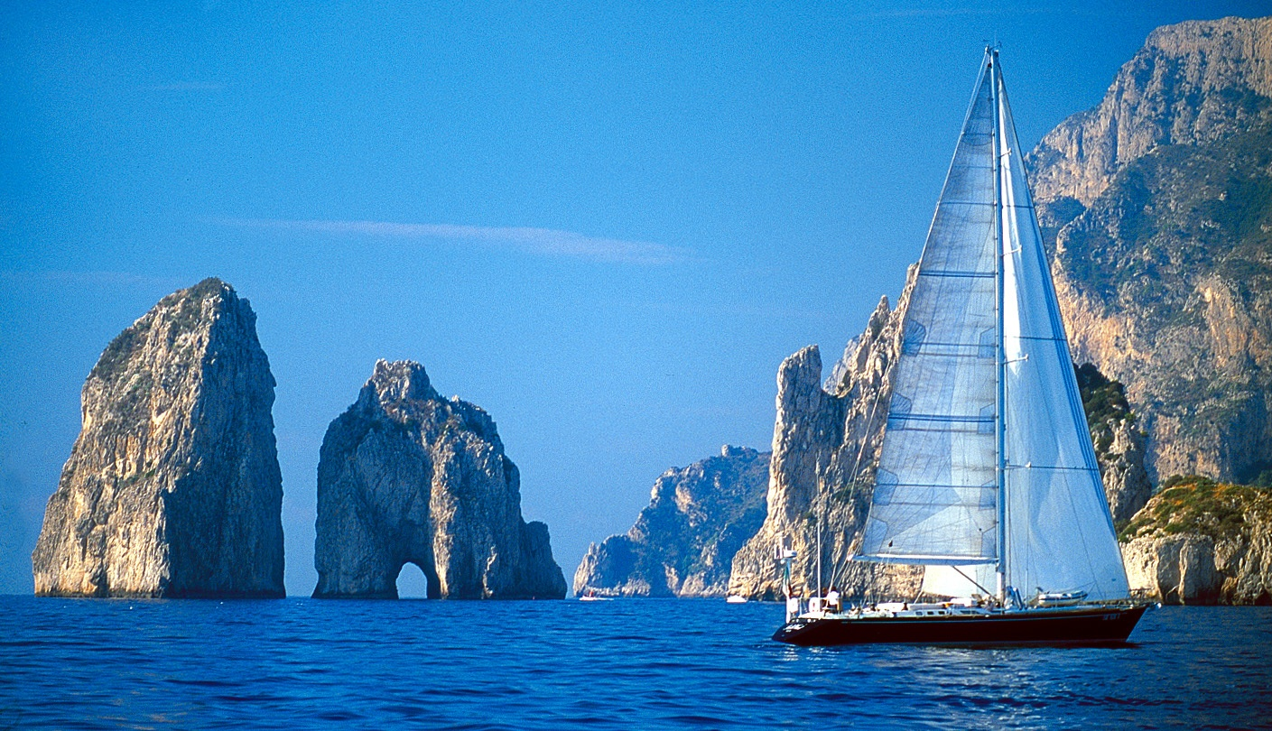 The 10 best things to do on the island of Capri - Jan Fuscoe - Award ...