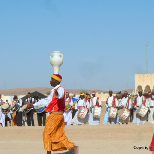 Festival of the Ksours, Tatouine, Tunisia