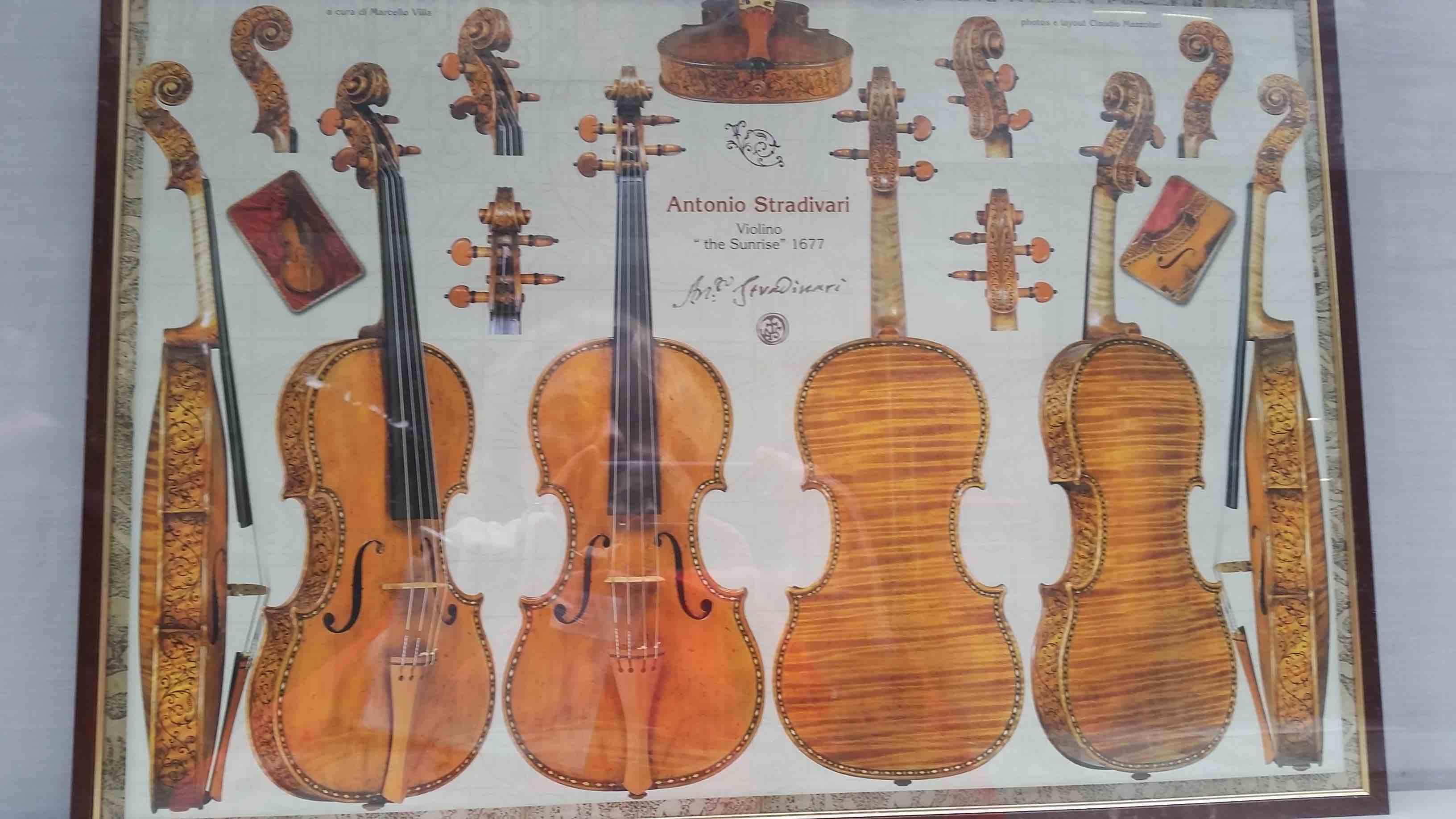 Cremona violins
