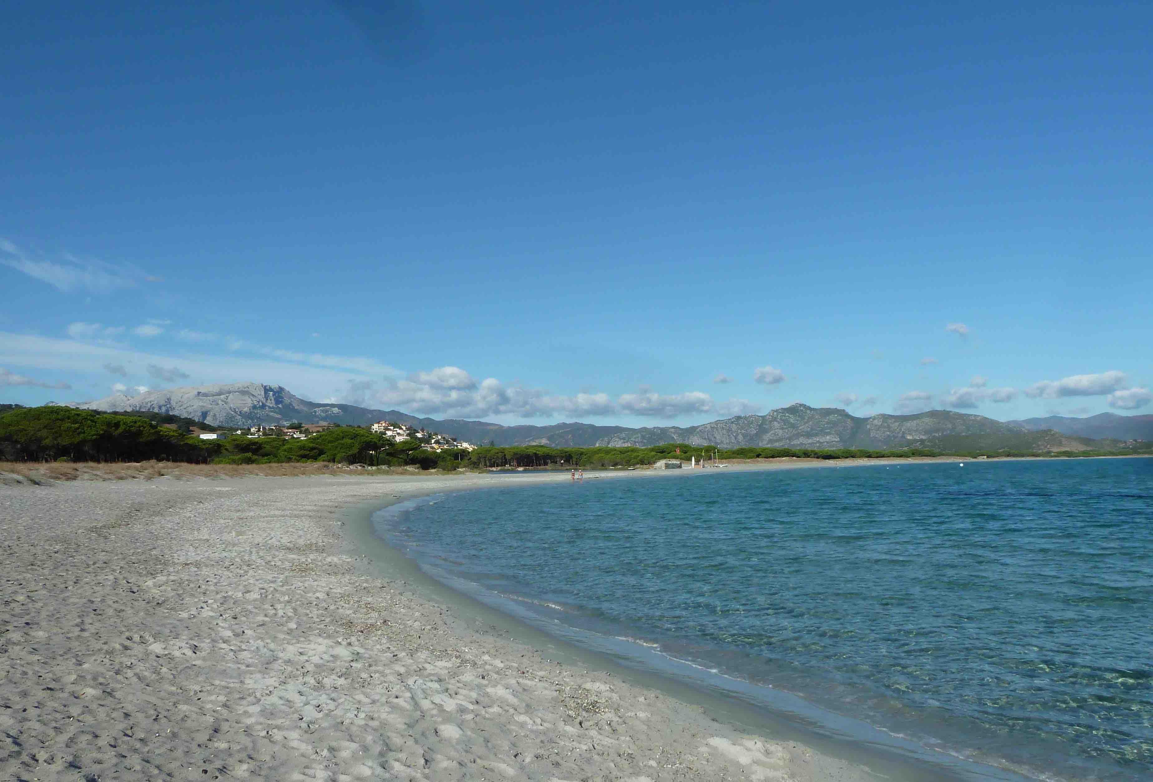 La Caletta, Sardinia