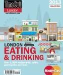 Eating & Drinking London Book