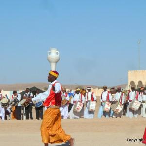 Festival of the Ksours, Tatouine, Tunisia