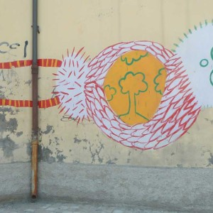 Graffitti, Rimini