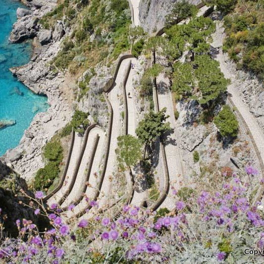 10 Things to do on the Island of Capri