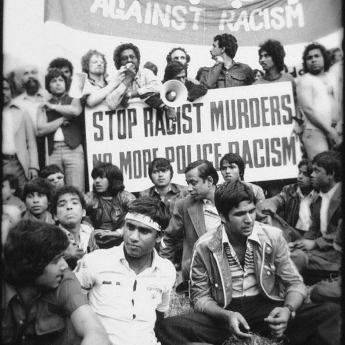 Fascism, Anti-Racism